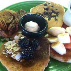 Assorted Mini Pancakes
